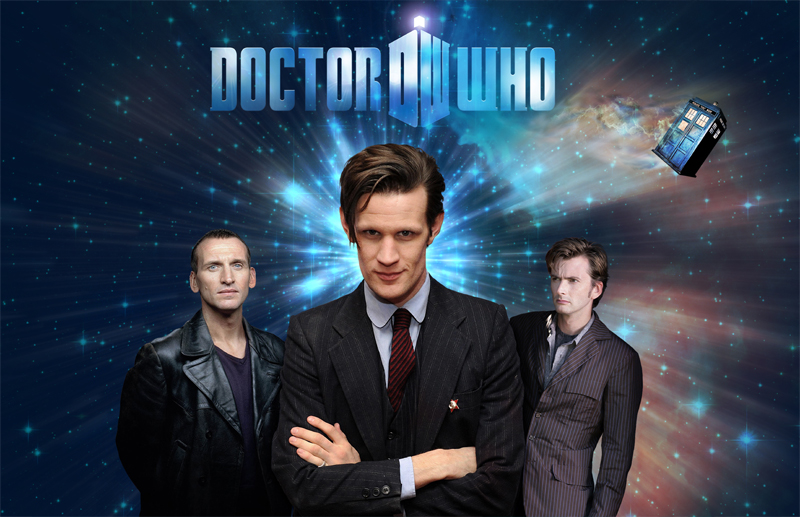 Dr. Who Plakat