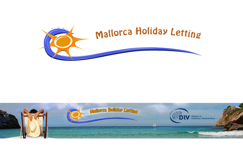 Logo & Banner Mallorca Holiday Letting